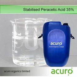 Stabilised Peracetic Acid 35%