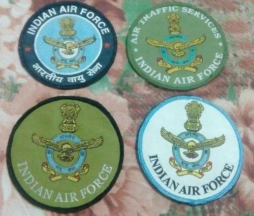 Badges Buttons Police Uniform Badges Manufacturer From New Delhi