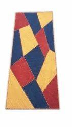 Woven Handmade Flat Weave Runner Rug, Size: 2 * 5 Ft