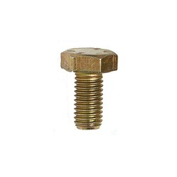 DIN 933 Hexagon Head Screw ISO 4017