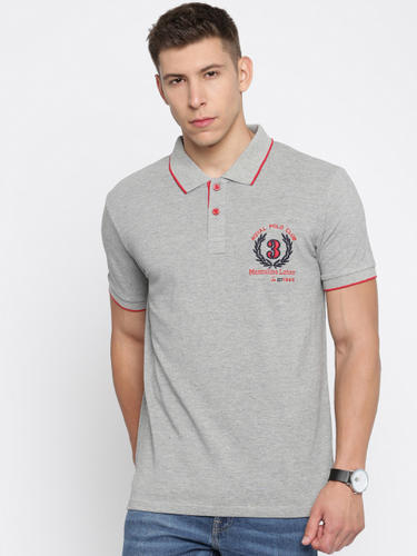 6fcab20e905251 Masculino Latino Large And XL Formal Polo Shirt, Rs 295 /piece | ID ...