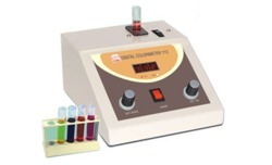 Systronics Digital Photoelectric Colorimeter,112
