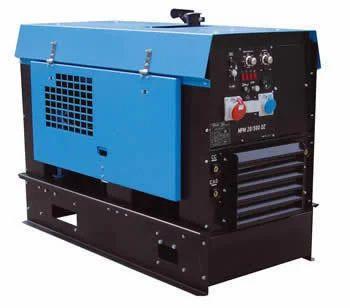 Esab Automatic Engine Driven Welder, Rs 320000 /piece M/s Shine Electromech  | ID: 19125355255