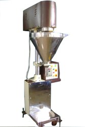 Manual Servo Auger Filling Machine
