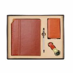 Leatherette Note Book Combo Pack