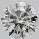 1.02ct Lab Grown Diamond CVD I VVS2 Round Brilliant Cut IGI Certified Stone