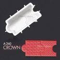 A260 Crown Rubber Paver Mould