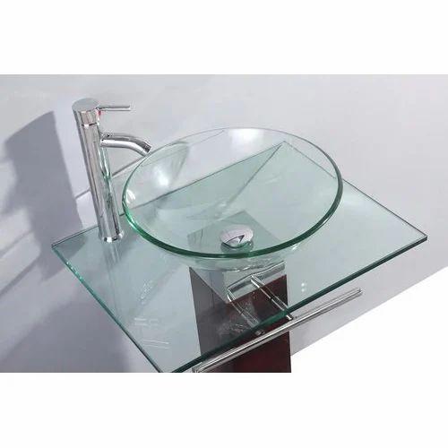 transparent wash basin - Wash Sink