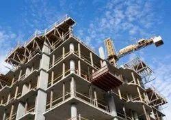 Concrete Frame Structures Concrete & Steel Commercial Building Construction Service