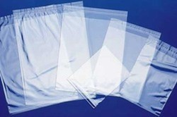 Transparent Plain Polythene Bags, For Grocery And Promotion