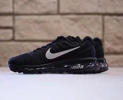 Men Black Nike Airmax 2017 Shoes