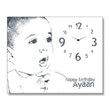 Godfather Personalized Wall Clock