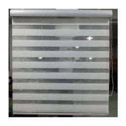 PVC Manual Zebra Window Blind