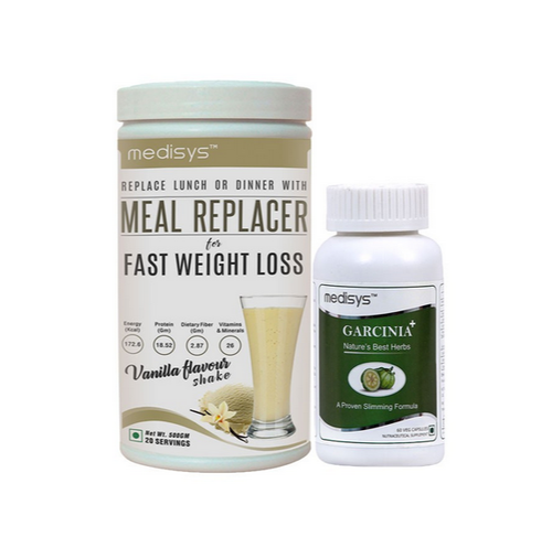 Weight Loss Combo Garcinia Plus Meal Replacer Multivitamin