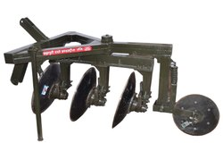 Reversible Disc Plough 3furrow