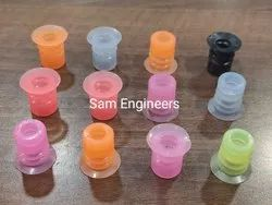 Suction Cup For Flow Packs And Plastic Packs Handling, Transporting And Packaging
