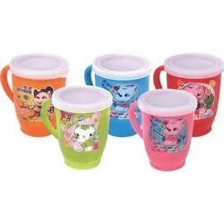 Dine Star Lid Tea Cup