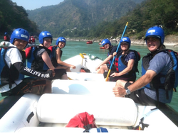 Half Day Rafting Tour Package