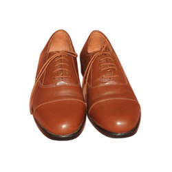 AE Leather police shoe