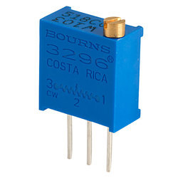 Trimmer And Precision Potentiometer