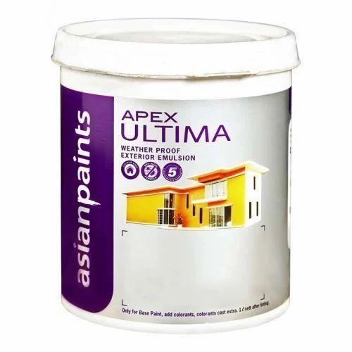 Apex Ultima Asian Maling på Rs 400 Liter asiatiske Maling-7383