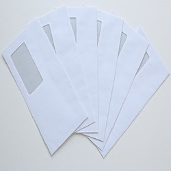 Paper Window Envelope