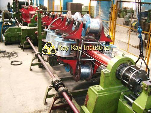 Precision Engineered Products - ACSR Conductor Machine