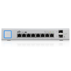8 150W UniFi Switch