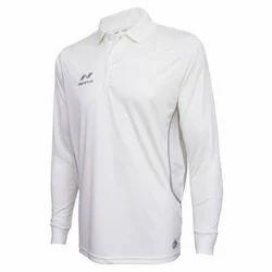 Mens Full Sleeves Cricket T Shirt