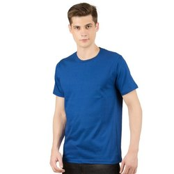 Gents Round Neck Half Sleeve T Shirts