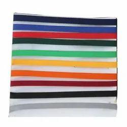 Plain Polyester Lanyard