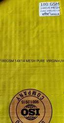 180 GSM 14X14 Mesh Virgin Tarpaulin