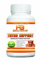 Thyroid Capsule, 500mg, Packaging Type: Bottle