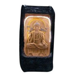 Buddha Ganesha Face Waterfall
