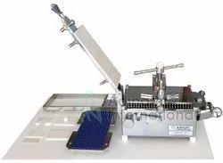 Hard gelatin encapsulation machine
