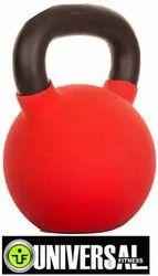 Universal Fitness 20 kg Vinyl Kettlebell (Imp)