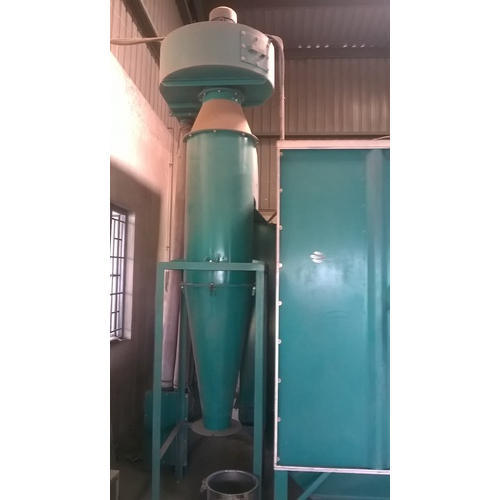 Cast Iron Green Industrial Dust Collectors