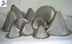 Conical Type Strainers