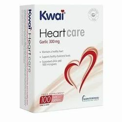 Medicine Grade Heart Care Tablets, Packaging Type: Bottle