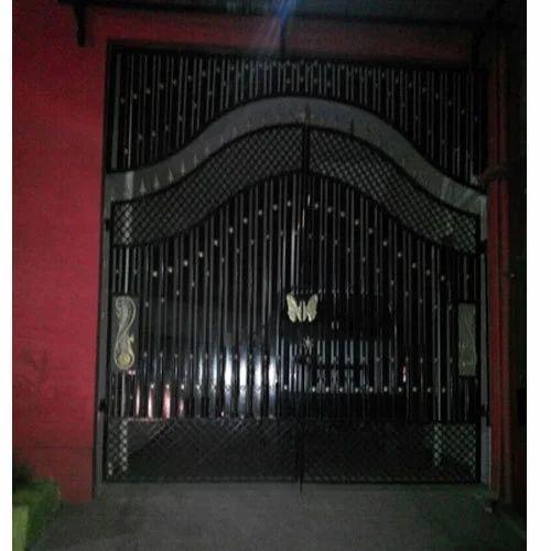 Stylish Entrance Gate