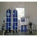1800 LPH Industrial RO Plant
