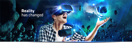 Wired Oculus Rift Virtual Reality Rental Service, Healthcare