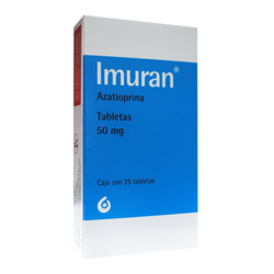 Imuran Azatioprina Tablets