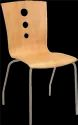 Simple Cafeteria Chair