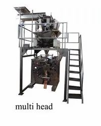 Automatic Rice Pouch Packing Machine