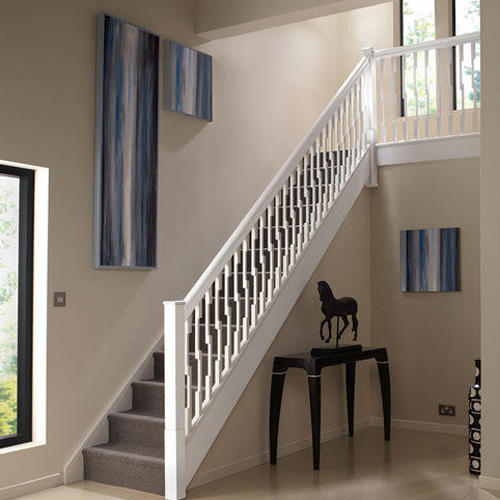 MS Staircase Railing at Rs 300 /square feet   Nawada ...
