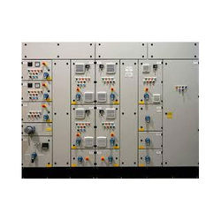 Three Phase Control Panel, for Industrial, IP Rating: IP40
