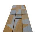 Natural Stone Wall Cladding, For Exterior, Thickness: 9 Mm
