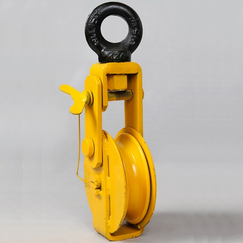 Close Type Single Sheave Pulley