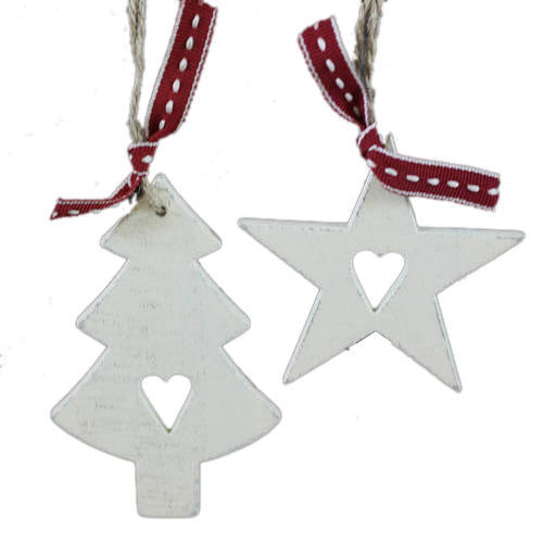 Iron Christmas Hanging Ornament Star Tree Rs 550 Piece Id